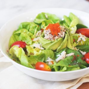 Crabmeat Avocado Salad