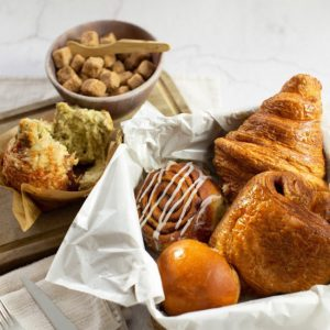 Pastry basket