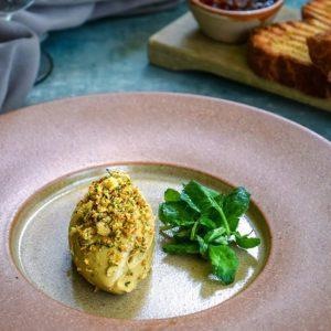 Chicken Liver Parfait