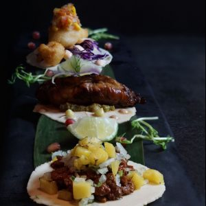 SELECTION OF 3 TACOS