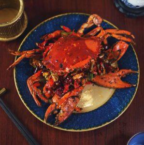 重慶香辣原隻肉蟹