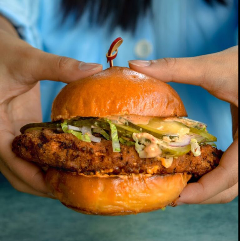 Buttermilk Chicken Sandwich