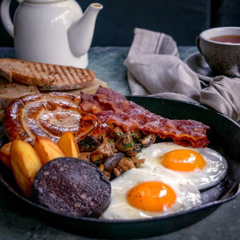 Aberdeen Street Socia full English Breakfast