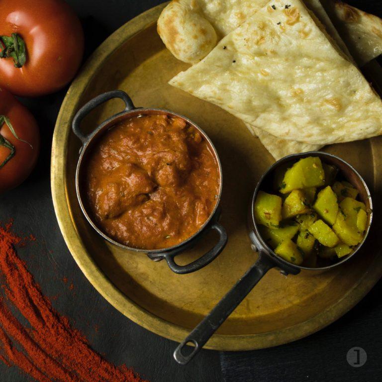 Set Lunch Chicken Tikka Masala