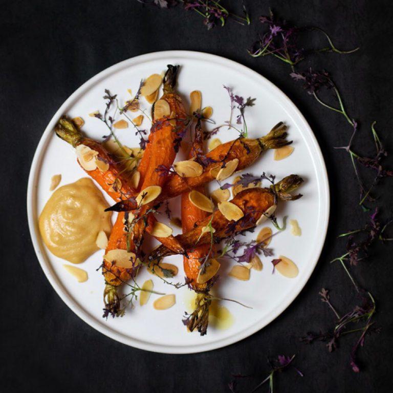 Smoked Carrots