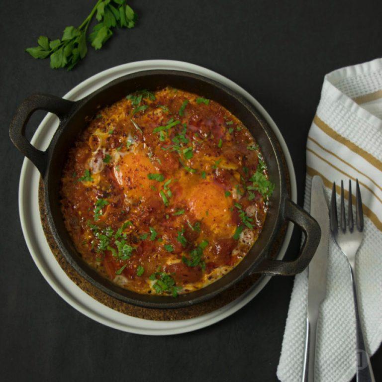 Spicy Shakshuka (main)