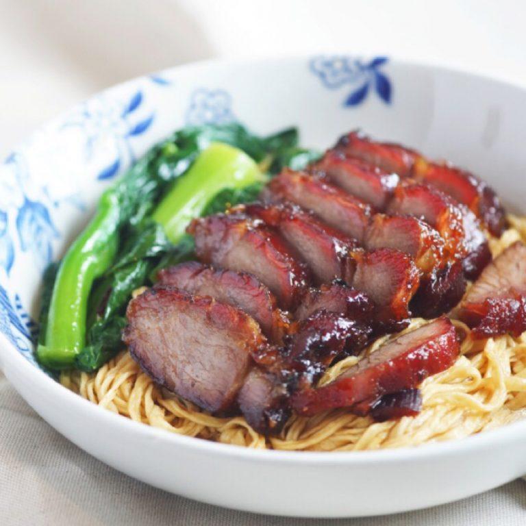 BBQ Pork Noodles