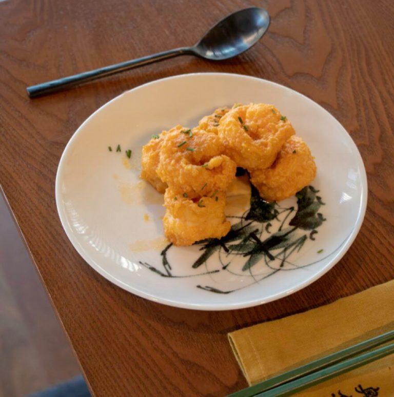 Wok-fried Prawn