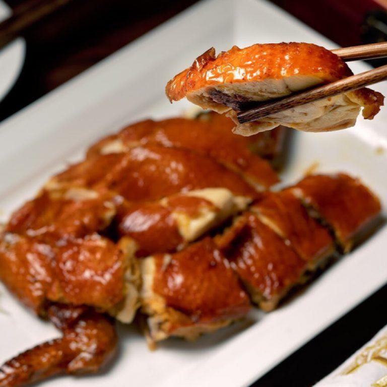 Crispy Deep-fried Chicken