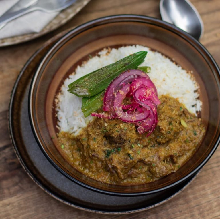 Grass-fed Beef Rendang