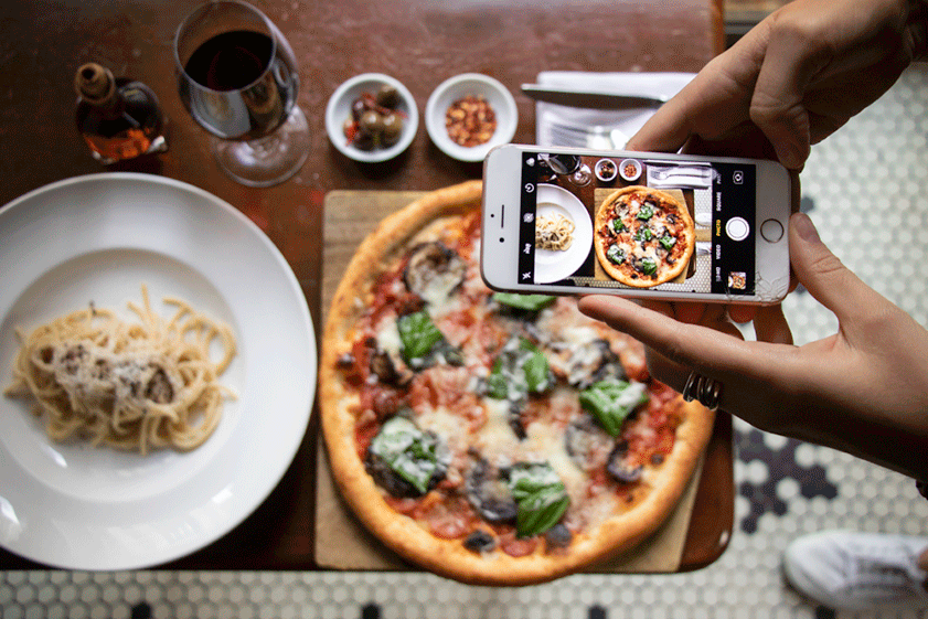 Food Photography Tips from Dishtag