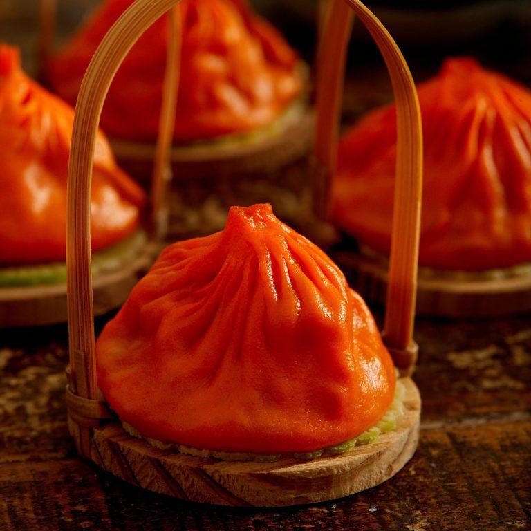 Hot & Sour Shanghainese Dumplings
