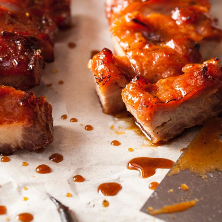 Barbecue Pluma Iberico Pork