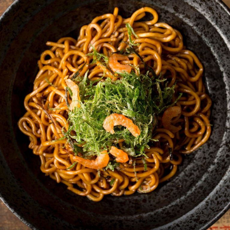 Shanghainese Noodles