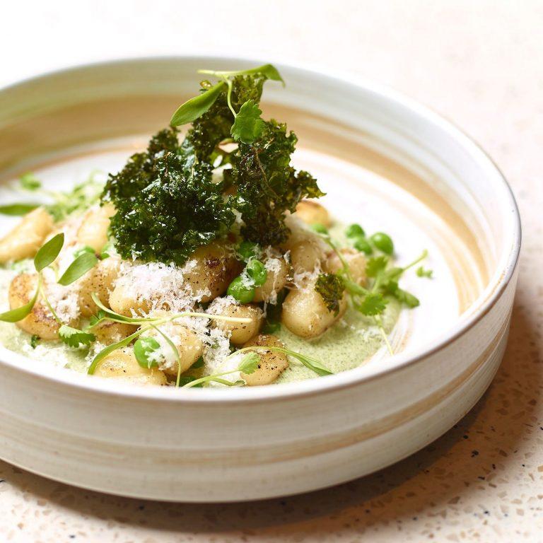 Homemade Semolina Potato Gnocchi