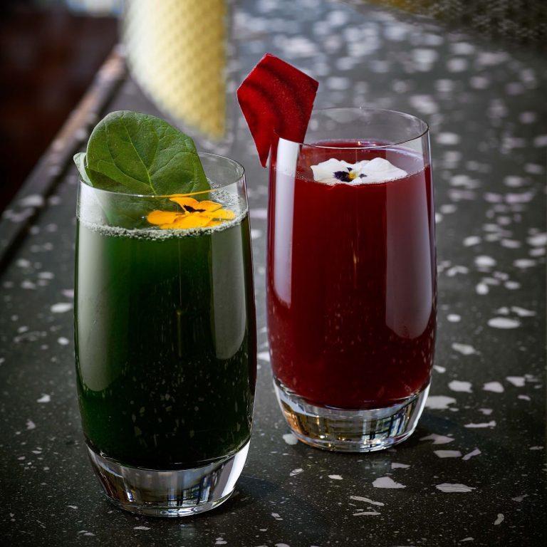 Fresh Pressed Juices
