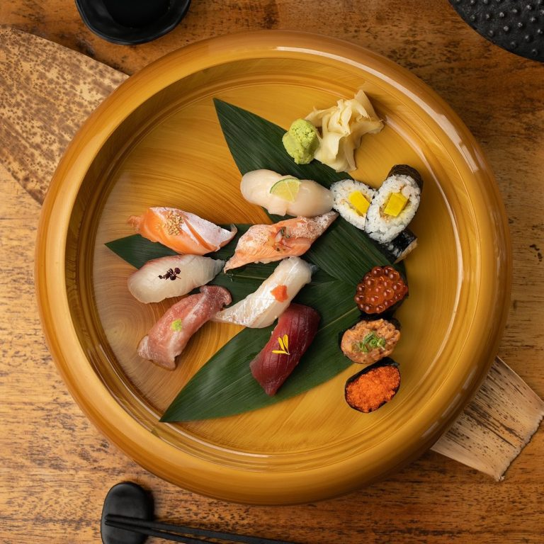 Chef Selection of Sushi Platter