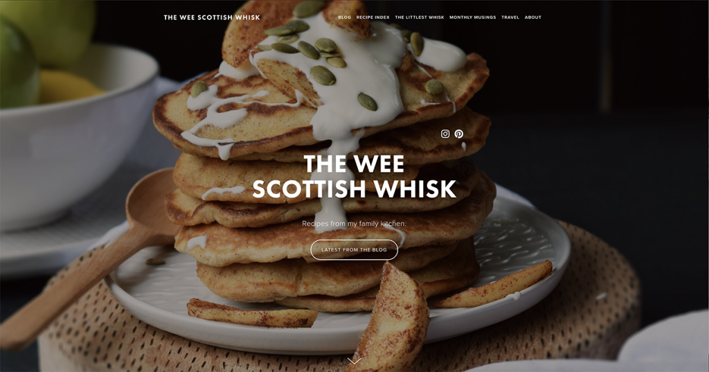 Behind the Lens: @theweescottishwhisk 1