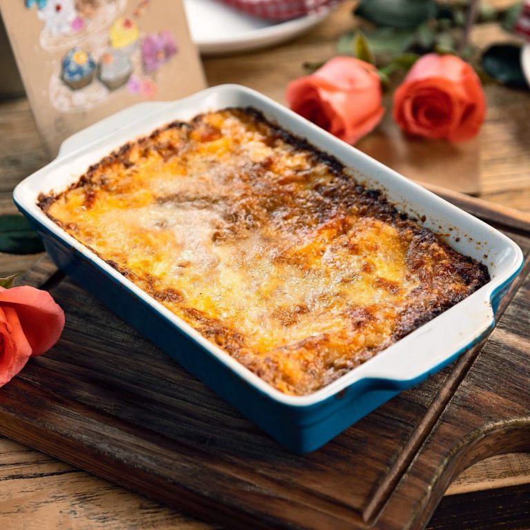 Honest Lasagna