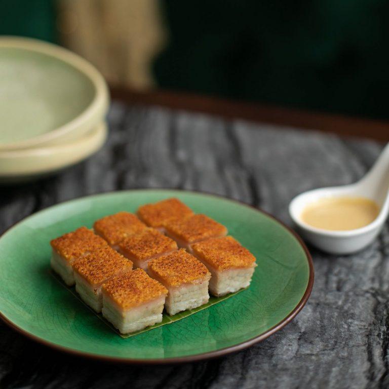 Golden Pork Belly