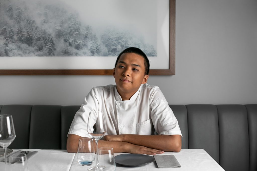 Behind the dish: Chef Neal and Didier Yang from Cornerstone 1