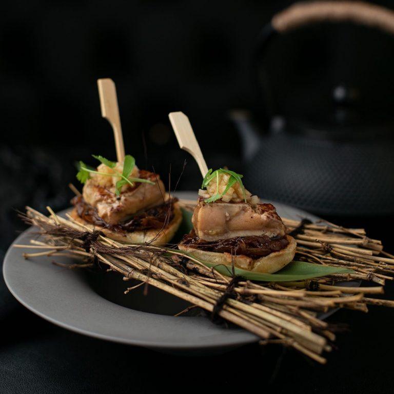 Delicacies: Foie Gras