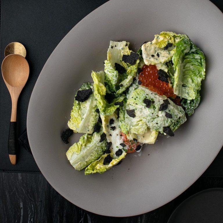 Onsen Egg Salad