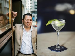 Behind the Bar with Gerry Olino from Foxglove 1