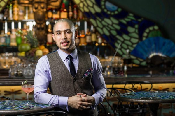 Behind the Bar with Brent Flowers from Dragonfly