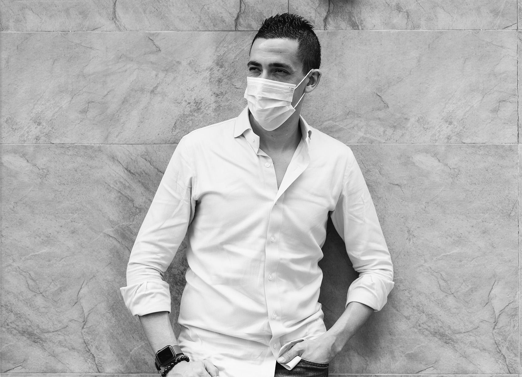 People of the pandemic Manuel palacio
